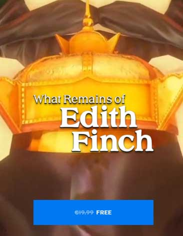Халявная игра What Remains of Edith Finch