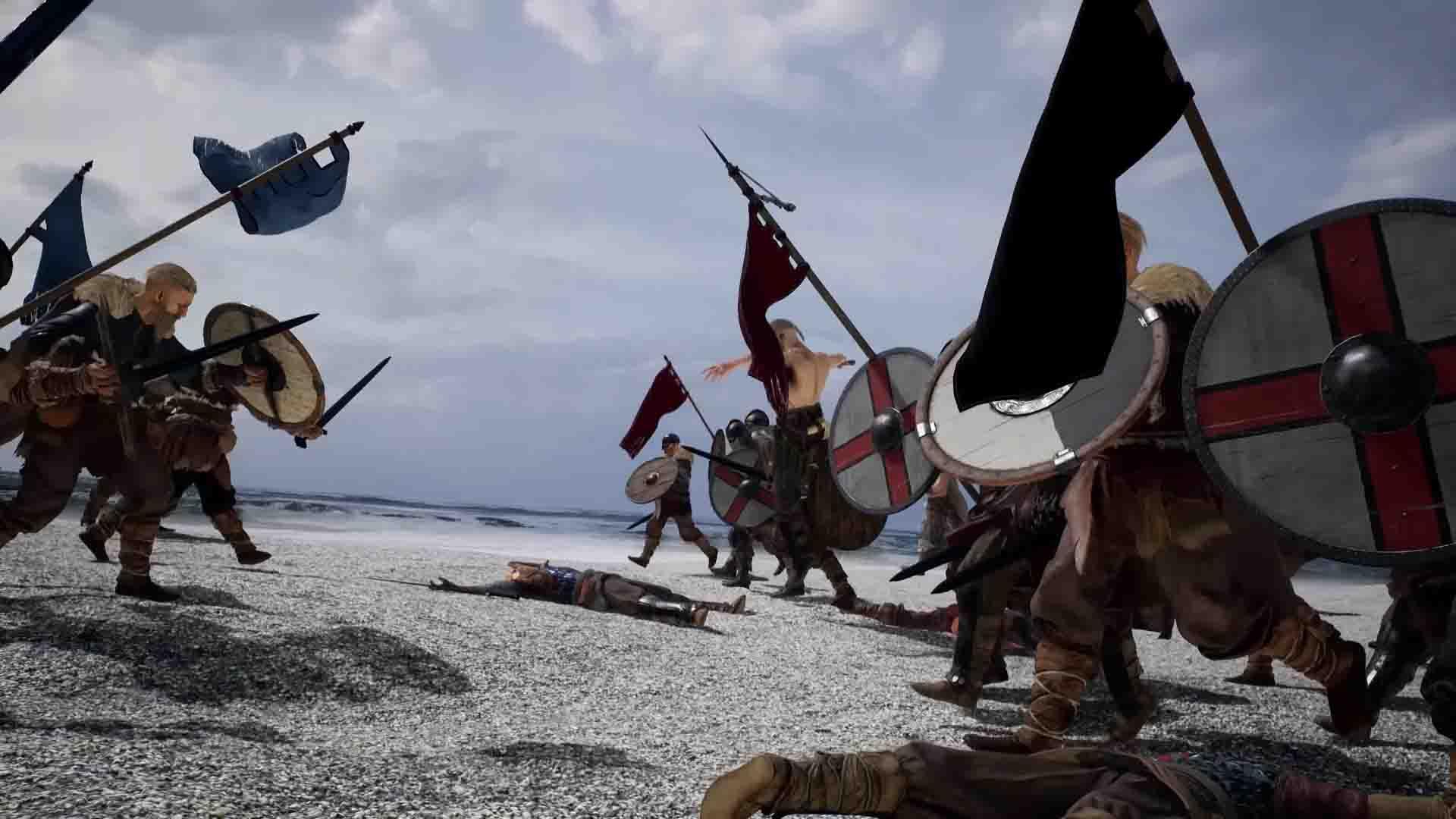 Valhall - Королевская битва викингов