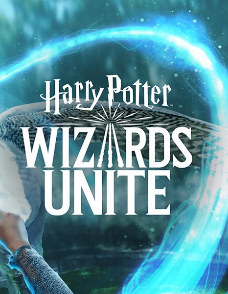 Новая игра Harry Potter: Wizards Unite в стиле Pokemon GO