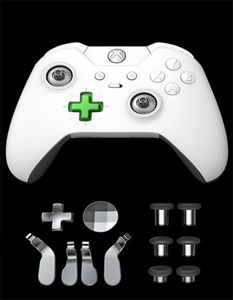 Новый Xbox Elite контроллер можно переделать в Xbox 360