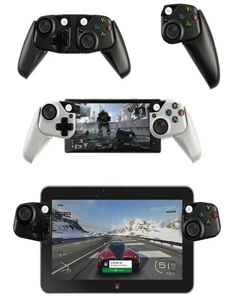 Клёвый контроллер для мобильных игр от Microsoft